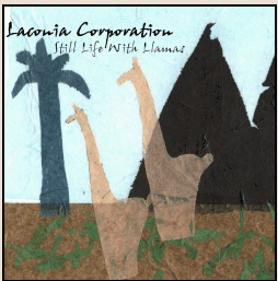 Still Life With Llamas Album Cover